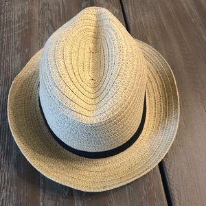 c42330bddd2 Janie and Jack Accessories - Janie and Jack baby boy straw hat